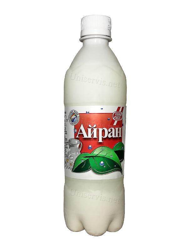 "Кисломолочный напиток ""Айран"""