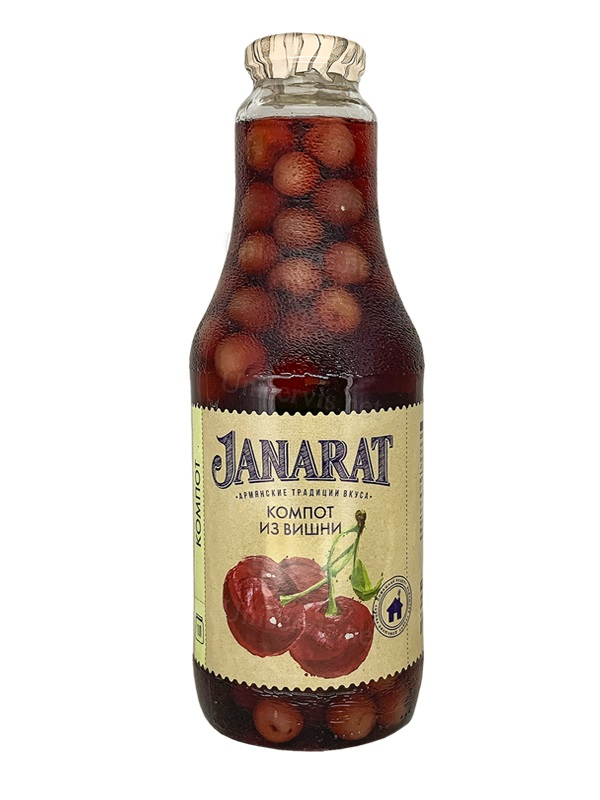 "Компот из вишни  "" Janarat """