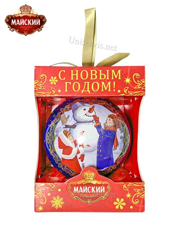 "Чай Майский ""Новогодний шар"""