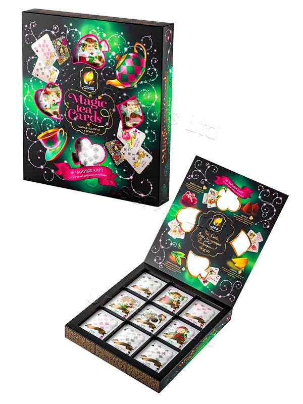 "Чай ""Curtis"" - Magic Tea Cards"