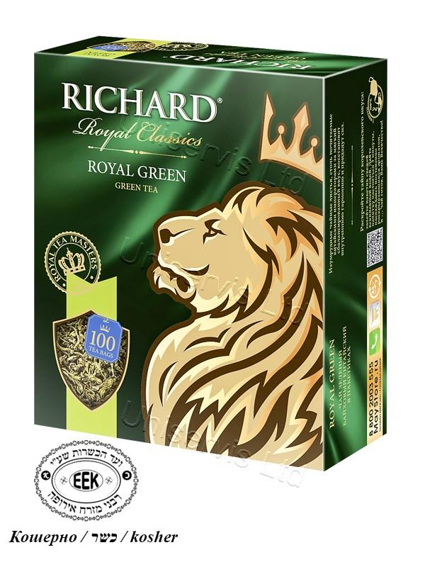 """Чай Ричард / Tea """"Richard"""" - Royal Green"""