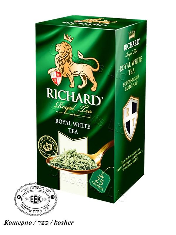 """Чай Ричард / Tea """"Richard"""" - Royal White Tea"""