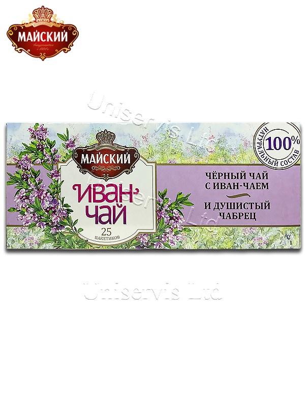 """Майский чай """" Иван Чай  """""""