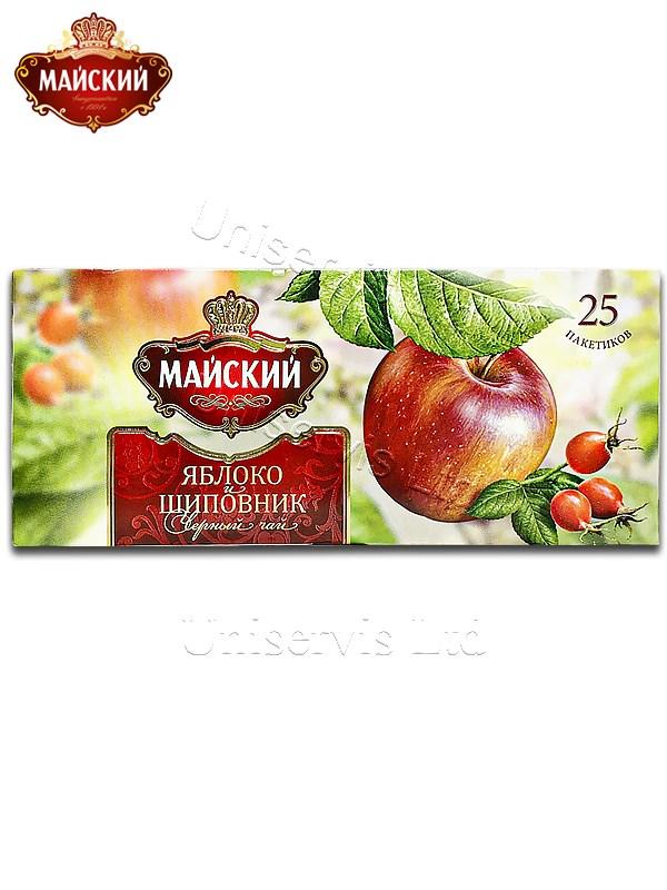 """Майский чай """" Яблоко Шиповник"""""""