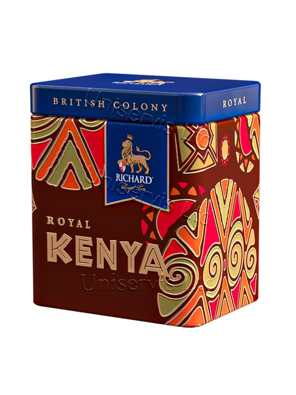 "Чай Ричард / Tea ""Richard Royal Kenya"